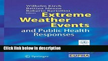 [PDF] Extreme Weather Events and Public Health Responses [Online Books]