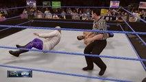 WWE 2K16 ken shamrock v gangrel highlights