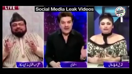 Qandeel Baloch Scandal Real Truth of Mufti Abdul Qavi MMS Video