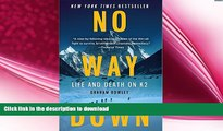 READ  No Way Down: Life and Death on K2 FULL ONLINE
