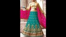 New Lehenga Choli Designs for Wedding