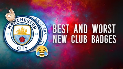 Best and Worst New Club Badges