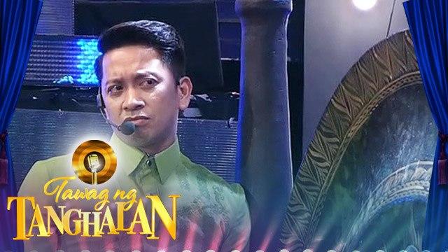 Drama Sa Tanghalan: Jhong was Bullied