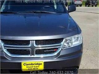 2014 Dodge Journey Used Cars Cambridge OH