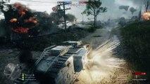 Battlefield 1 présente ses véhicules