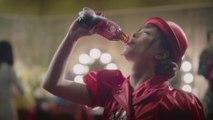 kyarypamyupamyu Coca-Cola TVCM Stamp Bottle きゃりー ぱみゅぱみゅ cm 「コカ・コーラ スタンプボトル」篇
