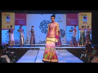 Tribal Esque Collection By Gopal Roy and Rashmikant Shah  on La Mode Fashion Tube | Part 1