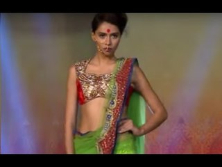 Fashion Extravaganza By The Graduating Students Of B D Somani Fashion Institute | Part 26