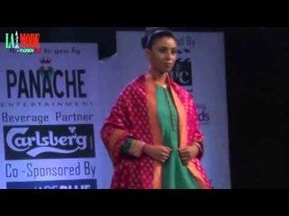 Hyderabad Haute Couture Week 2015 | Naina Venugopal | On La Mode Fashion Tube