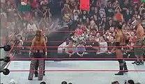 Wwe Raw 8 August Batista vs John Cena vs Undertaker vs Shawn Michaels video 2003