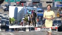Heatwave grips nation, Seoul experiences sizzling temperatures