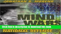 [Popular Books] Mind Wars: Brain Research and National Defense Free Online