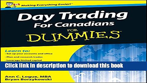 [Popular] Day Trading For Canadians For Dummies Paperback Online