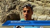 D!CI TV : L'escalade aux JO régalent les initiés des Alpes du Sud