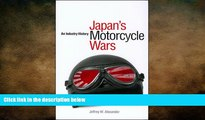 FREE PDF  Japan s Motorcycle Wars: An Industry History READ ONLINE