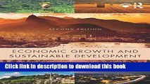 Ebook Economic Growth and Sustainable Development Full Download