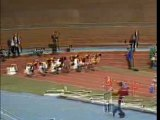 Championnats de France Espoirs 2006 60m haies Bordeaux Final