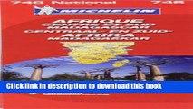 [Download] Michelin Afrique Centre et Sud Madagascar/ Africa Central   South, Madagascar Kindle