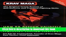 [Popular] Krav Maga: How to Defend Yourself Against Armed Assault Kindle Free