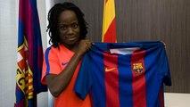 FCB Femenino: Ange N'Guessan nuevo fichaje para las de Xavi Llorens [ESP]