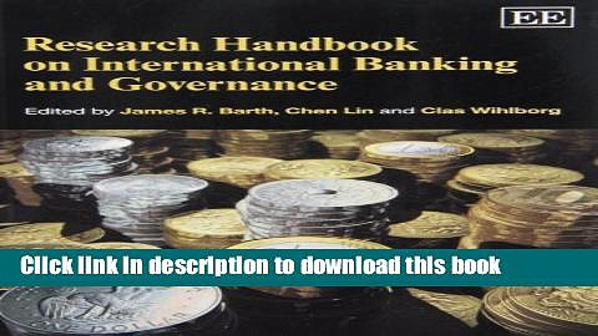 [Popular] Research Handbook on International Banking and Governance Paperback Online