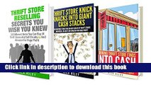 [Popular] Thrifting For Massive Profits Box Set (3 in 1): Learn How To Dominate The Thrift Store