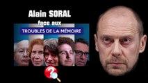 """Alain Soral - Face aux troubles de la """"Mémoire"""" de BHL et consorts en France..."""