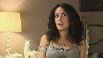 Everly - Interview Salma Hayek VOST