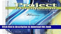[Popular] The Project Management Memory Jogger (Second Edition) (Memory Jogger Series) Paperback