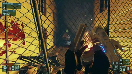 Killing floor / Damned / Witcher 3 ( DLC fin )