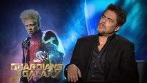 Les Gardiens de la Galaxie - Interview Benicio Del Toro VO