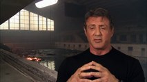 Expendables 3 - Interview Sylvester Stallone VO