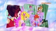 Winx Club S07E14 Transformace Tynix  - CZ | Tynix Transformation - Nickelodeon (iTunes 1080p)
