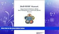 Free [PDF] Downlaod  DoD RMF Manual: Department of Defense (DoD) Risk Management Framework (RMF)