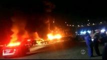 Incêndio destrói mais de 60 ônibus em Mauá