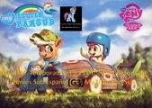 MLP  FIM  Temporada 6 Ep 131 The Cart Before the Ponies Sub Español (GP 3) My Little Fan Sub