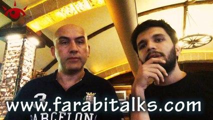 Farabi Talks Interviews - Yaşar Şengül