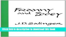 [PDF] Franny and Zooey Book Free