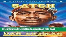 Children Book Review Satch Me Baseball Card Adventures By Dan