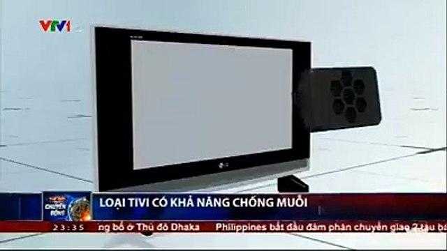 Có loại TV này rồi thì từ này lúc thức đêm xem TV bạn sẽ không còn sợ muỗi đốt nữa.