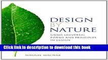 Download Design with Nature PDF Free - video dailymotion