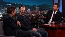 Robert Downey Jr et Chris Evans sont amis dans la vie