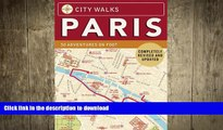 READ BOOK  City Walks: Paris, Revised Edition: 50 Adventures on Foot  BOOK ONLINE