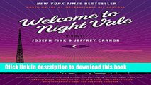 [Popular] Welcome to Night Vale: A Novel Paperback Free