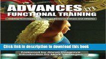 [PDF] Advances in Functional Training: Training Techniques for Coaches, Personal Trainers and