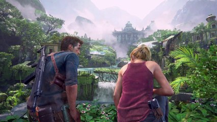 Art Influencing Technology  de Uncharted 4 : A Thief's End