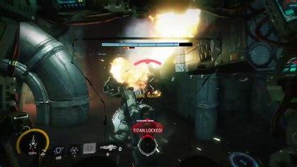 solo gameplay de Titanfall 2