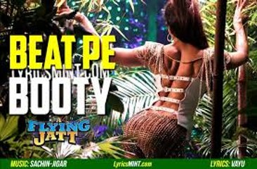 Beat Pe Booty - A Flying Jatt - Tiger S, Jacqueline F - Sachin, Jigar, Vayu & Kanika Kapoor - HD