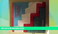 Must Have  Elementary Statistics, a Step By Step Approach, Annotated Instructor s Edition  READ