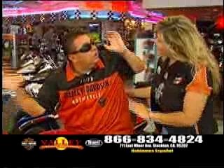 Harley Davidson Infomercial